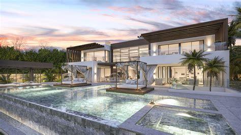 luxury villa project   golden mile  marbella