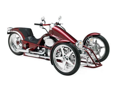 Shelved Harley-davidson Penster Tilting Trike Prototypes