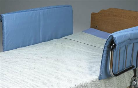 24549 size bed rails skil care half size bed rail pads pair