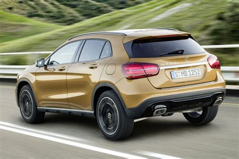Mercedes Gla Class Picture by Mercedes Gla 2017 Pictures 9 Of 35 Cars Data