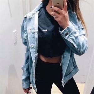 Shirt nike nike shirt jacket cardigan t-shirt crop tops top black sweater denim nike ...