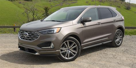 2019 ford edge 2019 ford edge review ford s redesigned mid size suv