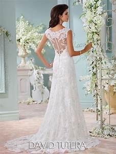 2016 david tutera for mon cheri bridal gown collections With wedding dresses david tutera