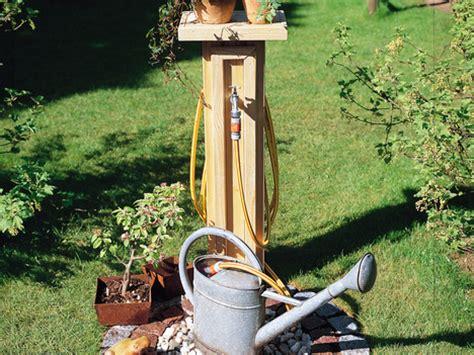 Brunnen Bauen  Selber Machen Heimwerkermagazin