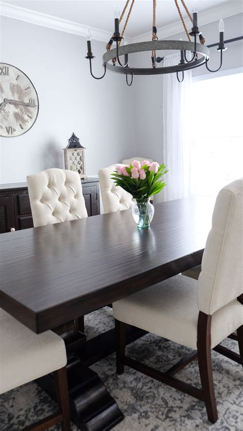 White Dining Room Chairs by My Dining Room Mrscasual