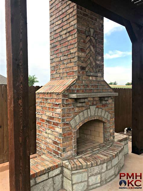 custom built fireplace  stone mantle fireplace