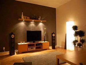 Living room warm brown paint colors for living rooms for Warm wall colors for living rooms