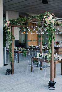 garden style sweetheart table arbor photo mademoiselle With marquee letter rental miami