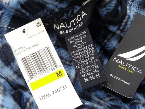 Nautica Men?s Sueded Fleece Lounge Pants