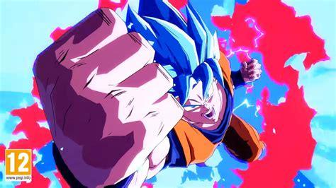ssgss goku screenshots dragon ball fighterz