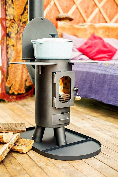 Bushcraft Camping Stoves - Supplier of Frontier, Biolite