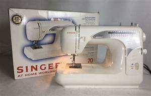 Singer Sewing Machine Model 2662 Electronic Power Control