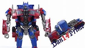 Optimus Prime Transformers Studio Series - YouTube  Transformers