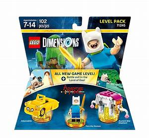 Everything We Know About Lego Dimensions Year 2 Packs