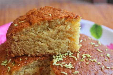 yummy tummy eggless  wheat milk cake recipe