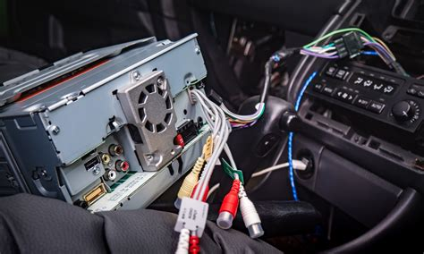 Installing New Head Unit Car Stereo