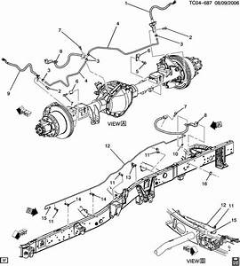 2002 Chevy Silverado 2500hd Brake Line Diagram Html