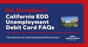You can go into the pua dashboard to see the claim. California EDD Unemployment Debit Card - Unemployment Portal