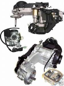 Scooter Repair Service Manual Gy6 Qmb 50 To 150 Cc Cd