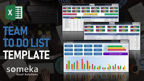 team   list template task planner excel template