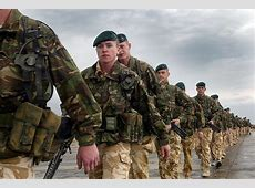 BREAKING Britain Deploys Troops to Russia's Borders