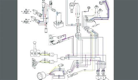 Mercury Solenoid Wiring by Mercury Optimax Four Function