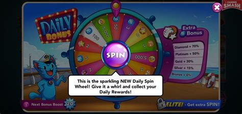 blitz bingo credits bonus spin massive plays role level game wheel