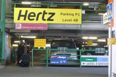 Collecting A Warsaw Chopin Airport Car Hire