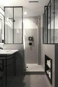 La Salle De Bain : id e d coration salle de bain verriere loft dans la ~ Dailycaller-alerts.com Idées de Décoration