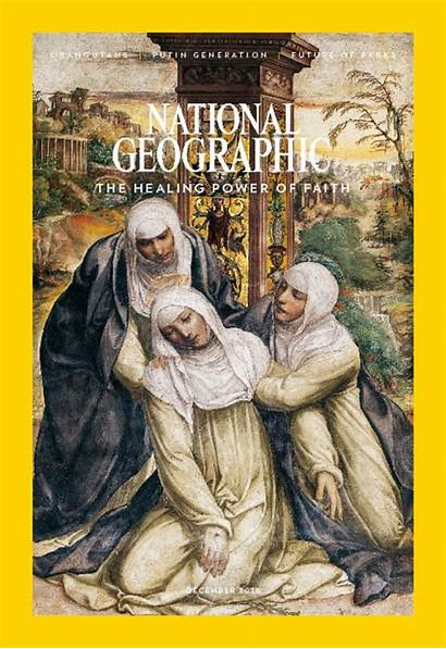 Geographic National Magazine Issue December Covers Magazines