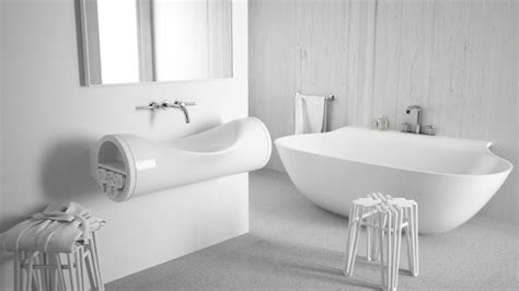 evier salle de bain bouche 201 vier salle de bain de design ultra moderne par laufen