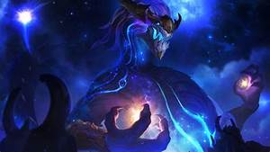 Aurelion Sol, the Star Forger - Login Screen   Games and ...