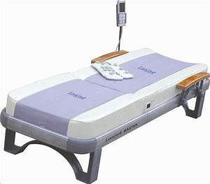 china jade therapy massage bed rl 518b approval ce With bed with massager