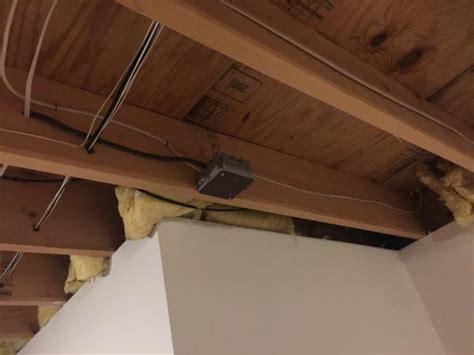 finishing basement wiring for lights doityourselfcom