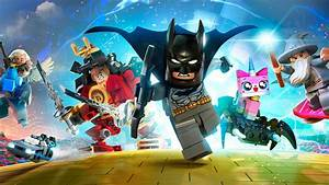 LEGO Dimensions 2015 Game Wallpapers