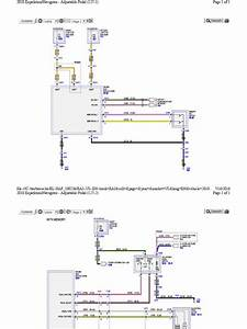2010 Expedition  Navigator Wiring Diagrams For Adjustable