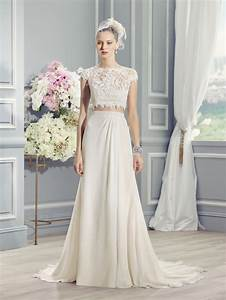 style j6361 wedding receptions and skirts With crop wedding dress