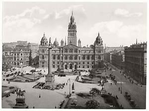 Historic B&W photos of Glasgow, Scotland (19th century ...