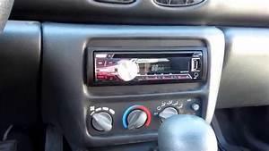 Pontiac Sunfire Radio Wiring Diagram