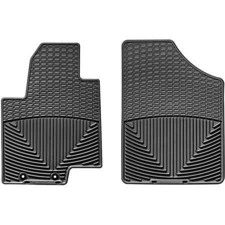 weathertech floor mats walmart weathertech w173 10 13 soul front rubber mats black walmart