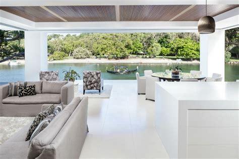 cuisine exterieure moderne l élégance et le style contemporain d une maison d