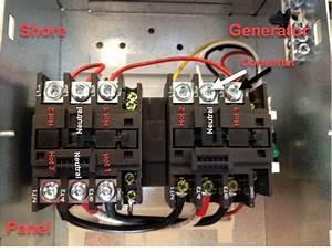 Gen Transfer Switch Wiring Diagrams