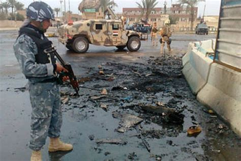 12 Dead In Iraq Shooting And Suicide Bombings Maltatoday