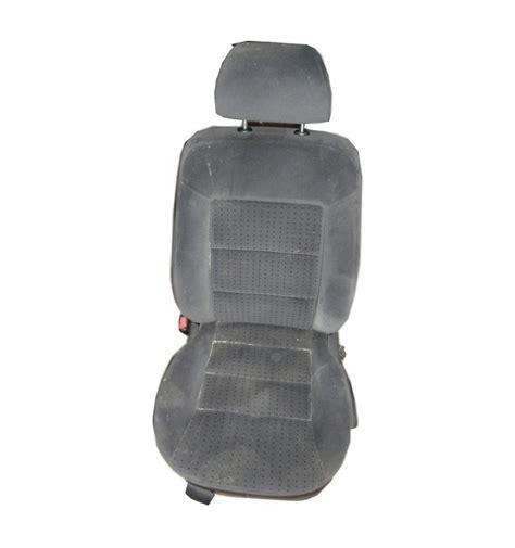 siege conducteur siège conducteur gris velours modèle 5 portes