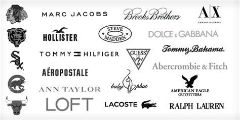 Fashion Brands Logo With Names  Wwwimgkidcom The
