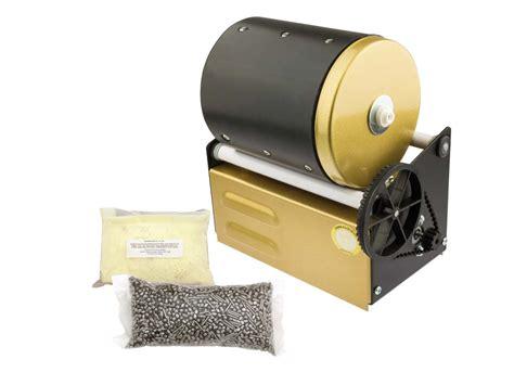 gold pro max barrelling machine   starter kit