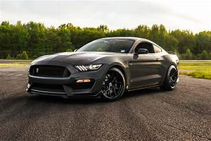 Lead Foot Gray 2018 Ford Mustang Shelby GT350 Is Looking for a New Owner - autoevolution
