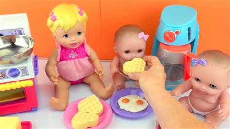 Twin Babies Baby Dolls Lil Cutesies Play Doh Baby Dolls