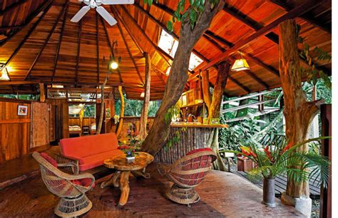 Treehouse Masters Inside Houses