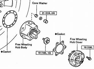 Diagrams Wiring   Warn Manual Locking Hubs Diagram